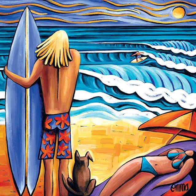 surfs up e