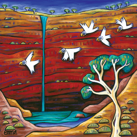 Cockatoo Gorge