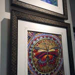 original framed artworks