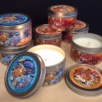travel candles $22