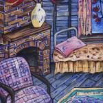 'Rosa Nobes cottage'