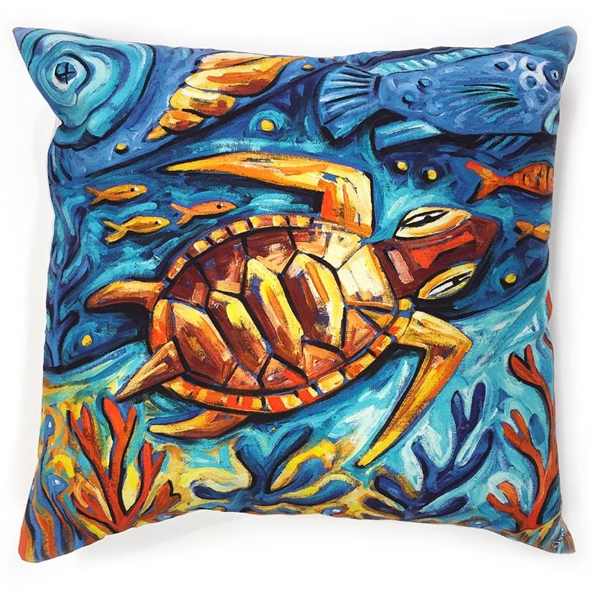 ocean cushion e
