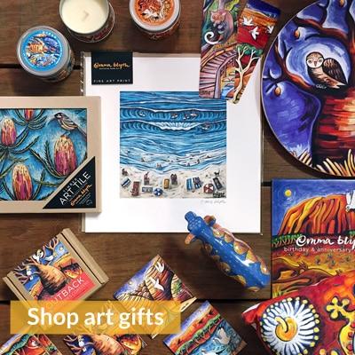 shop art gifts