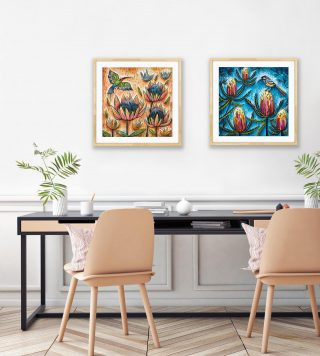 Add some colour to your work space! Art paper prints 40x40cm $95 available online and in store now ✨ My gallery is OPEN all weekend ❤️...#emmablyth #art #gallery #visitwa #mymandurah #seenmandurah #prints #colourpop #home #homeoffice #workspace #perthart #waartist #visitmandurah #australia #travel #perthartlist #artworkaustralia #australianmade #perthartlist #perthartist #visitpeel #everythingmandurah #justanotherdayinwa #womaninbiz #amazing_wa #thisiswa #mandurah #framedprint  #womeninbusiness #girlbossau
