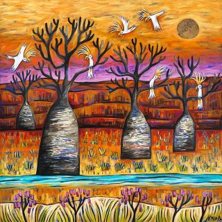 'Hot Arvo' one of my favourite paintings of the Kimberley ❤️ Available as paper and canvas prints. We print and frame locally and the quality is awesome! Order online and pick up from my gallery or we deliver to your door ✨...#emmablyth #art #gallery #visitwa #blackstumpgallery #australia #australianart #waartist #original #interiorstyle #artworkaustralia #artprint #print #australianprint #australianmade #interiordesign #color #colorpop #home #colourfulhome #artforsale #colorfulinterior #affordableart #interiorstylist #oneofakind #thekimberleyaustralia #thisiswa #australianartist